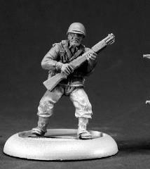 American Infantryman