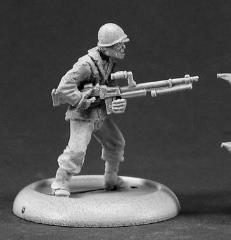 American Machine Gunner