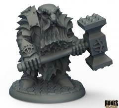 Dark Dwarf Pounder