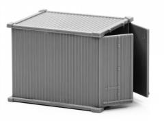 10 Foot Container