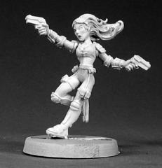 Veronica Blaze - Agent of G.U.A.R.D.