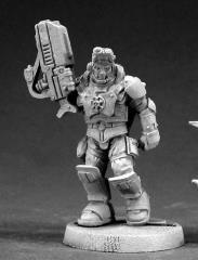 Nick Stone - Intergalactic Warrior
