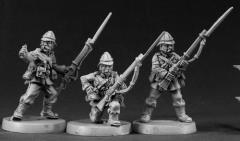 British Colonial Riflemen #1