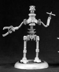 Jeeves - Clockwork Robot