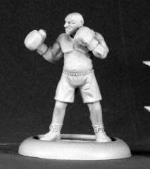 Butch the Killer - Pro Boxer