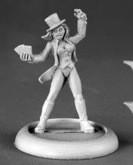 Yvette - Magician's Assistant