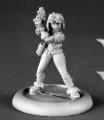 Jessica Blaze - Smuggler