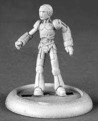 Alf 24 - Robot Assistant