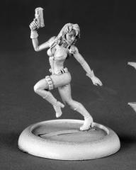 Natalia - Female Secret Agent