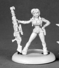 Gretha - Female Sniper