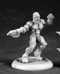 Slade - Cyborg Hero