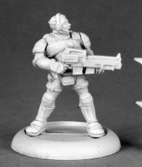 Garvin Markus - Nova Corp Hero