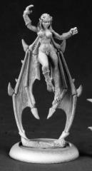 Harpy, The - Female Super Villain