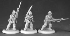 British Colonial Riflemen #2