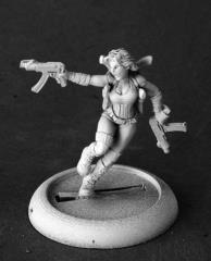 Bonnie - Futuristic Heroine