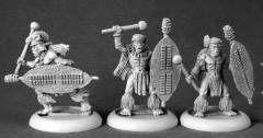 Zulu Warriors #3