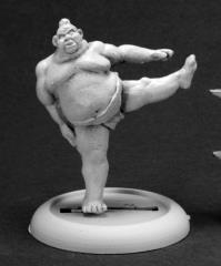 Kawa - Sumo Wrestler