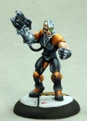 Keryx - Cyborg Assassin