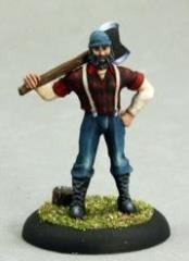 Bill Foster - Lumberjack