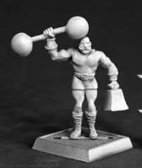 Herq - Circus Strong Man