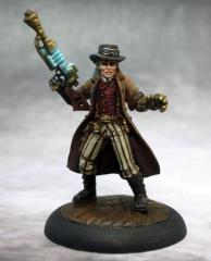 Dr. Charles Bennet - Steampunk Hero