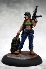 Evie - Post-Apocalyptic Heroine