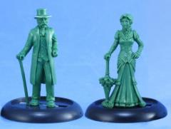 Victorian Lord & Dame