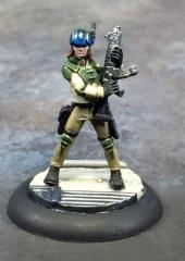 Tess McFadden - Mercenary
