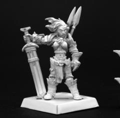 Amiri - Iconic Human Barbarian