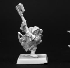 Harsk - Iconic Dwarf Ranger
