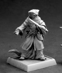 Khavith - Serpentfolk Evoker