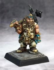 Cheiton - Dwarf Hero