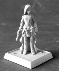 Meyanda - Android Priestess