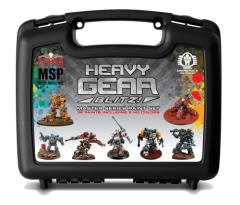 Heavy Gear Blitz! - Master Series Paint Set