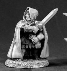 Fitch Coincatcher - Halfling Thief