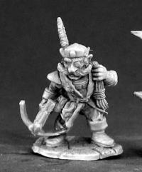 Marius Burrowell - Gnome