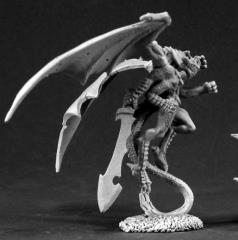 Crymorian Warrior