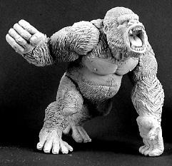 Kabaka K'wana - Giant Ape Lord