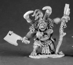 Talanka - Female Ogre Shaman