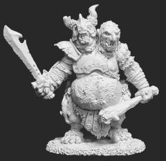 Lardgulp - Two Headed Troll