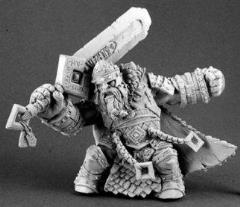 Skorg Ironskull - Fire Giant King