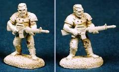 Zombie Marines w/Autorifles