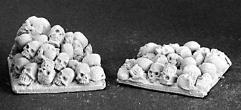 """1"""" Scenic Base - Skulls"""