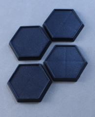 "1"" Hex Bases"