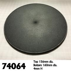 160mm Round Gaming Bases
