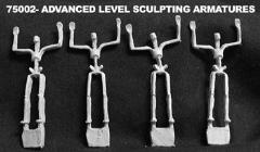 Advanced Level Sculpting Armatures