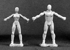 Non-Heroic Sculpting Armatures