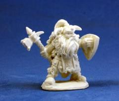 Fulumbar Ironhand - Dwarf Warrior