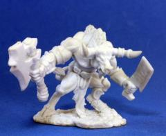 Minotaur of the Maze