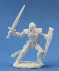 Barnabas - Human Warrior